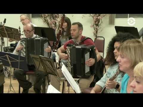 Оркестр «Балалайка» в Лос-Анджелесе