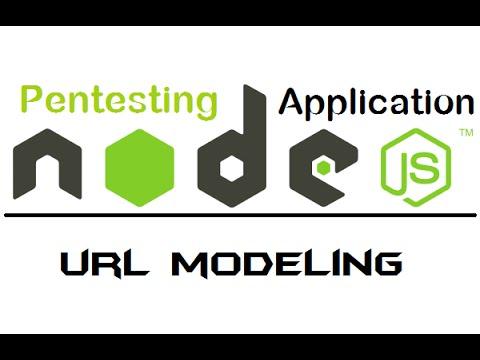 6. node web server - url modeling