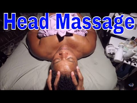 How to do a Scalp Massage Step by Step ASMR Tutorial on Youtube