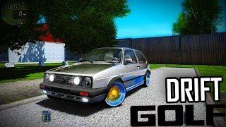 🔻 GOLF 2 - LEGENDARNI DRIFT ! ( CITY CAR DRIVING )