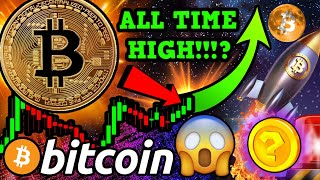 BITCOIN EXPLODING!!! NEW ALL TIME HIGH THIS MONTH!? SECRET ALTCOIN CHART