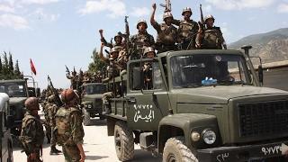 أخبار عربية: قوات الأسد تشن هجوما جديداً على عين الفيجة بريف دمشق