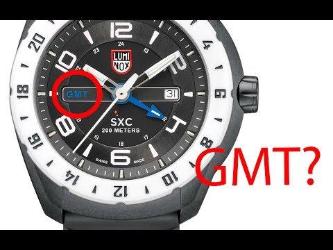 O Que é Um Relógio GMT?