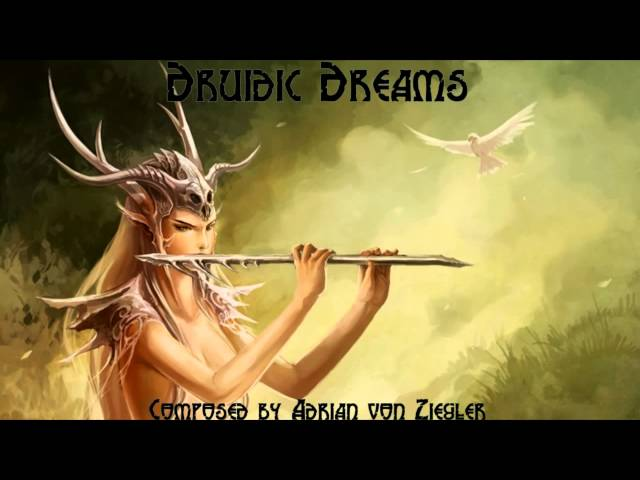 Celtic Fantasy Music - Druidic Dreams