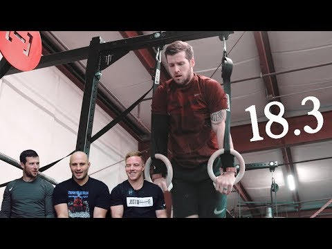 18.3 Travis Mayer Full Workout w/ Commentary (Noah Ohlsen, Max El-Hag)   The Session   Ep. 7