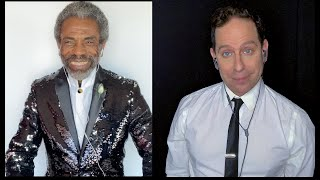 """Yin & Yang, aka André De Shields and Garth Kravits, Cover """"Bring It On Home To Me"""""""