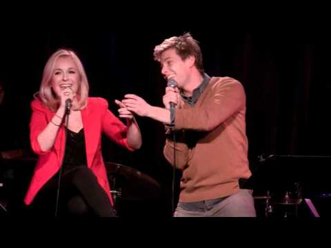 "Julia Mattison & Hunter Parrish - ""Brr...It's Cold Out...There"""