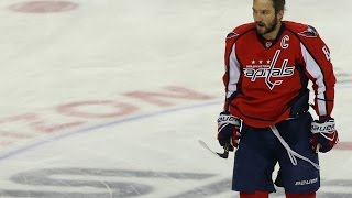 Is Ovechkin to Blame for Caps Playoff Failures?
