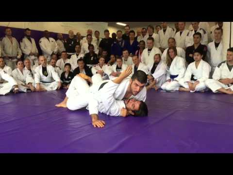 SPECTACULAR ROGER GRACIE SUBMISSION WIN!