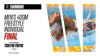 Men's 400M Freestyle - SWIMMING | FINAL Highlights