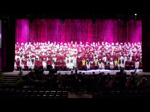 JSerra Catholic High School Commencement Ceremony 2019