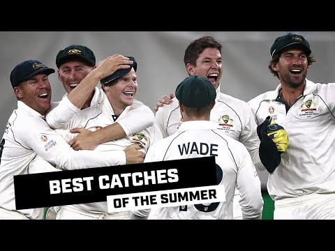 The Best Catches Of The 2019-20 Summer Of Cricket