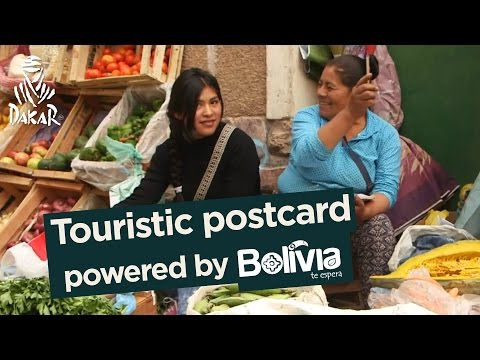 Stage 5 - Touristic postcard; powered by Bolivia
