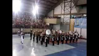 Entrada da Banda Musical Master Dom Vital (Os Vingadores).