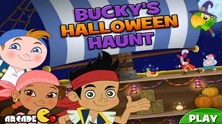 Jake and the Neverland Pirates Halloween Treasure Hunt - Halloween Games for Kids