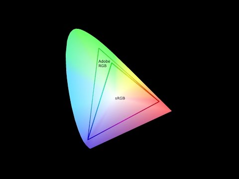 sRGB vs Adobe RGB - which colour space should you use?