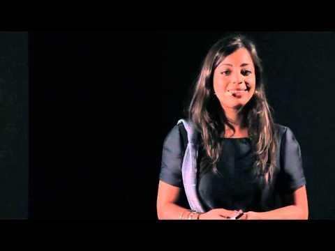 L'arbre qui pousse à l'emploi: Marie Nomena Allimant at TEDxReunion