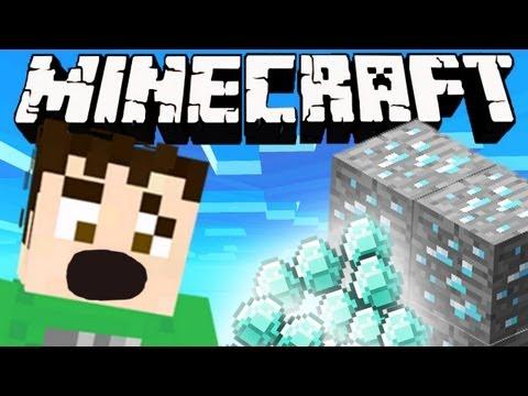 Minecraft - SO MANY DIAMONDS!