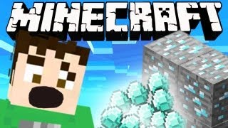 Minecraft - SO MANY DIAMONDS!