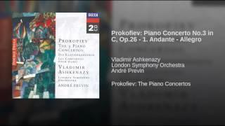 Prokofiev: Piano Concerto No.3 in C, Op.26 - 1. Andante - Allegro