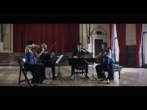 "Puccini ""Crisantemi"" performed by the Enso String Quartet"