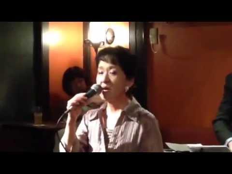 """Come Rain Come Shine"" by Miki Kageyama with ePAQ at Jazz & Bar em's in Ginza, Tokyo"