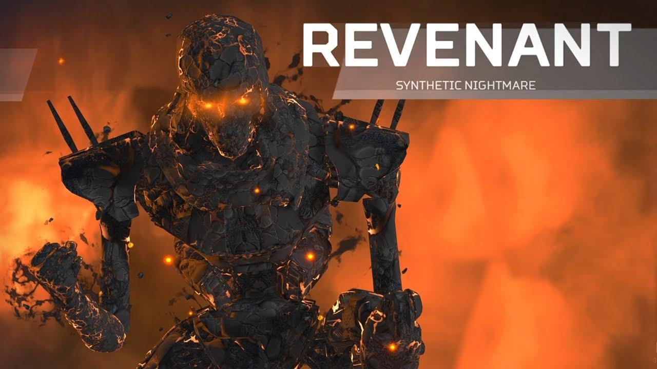 * NEU * Villain REVENANT macht in Apex Legends VERRÜCKT SPASS! + video