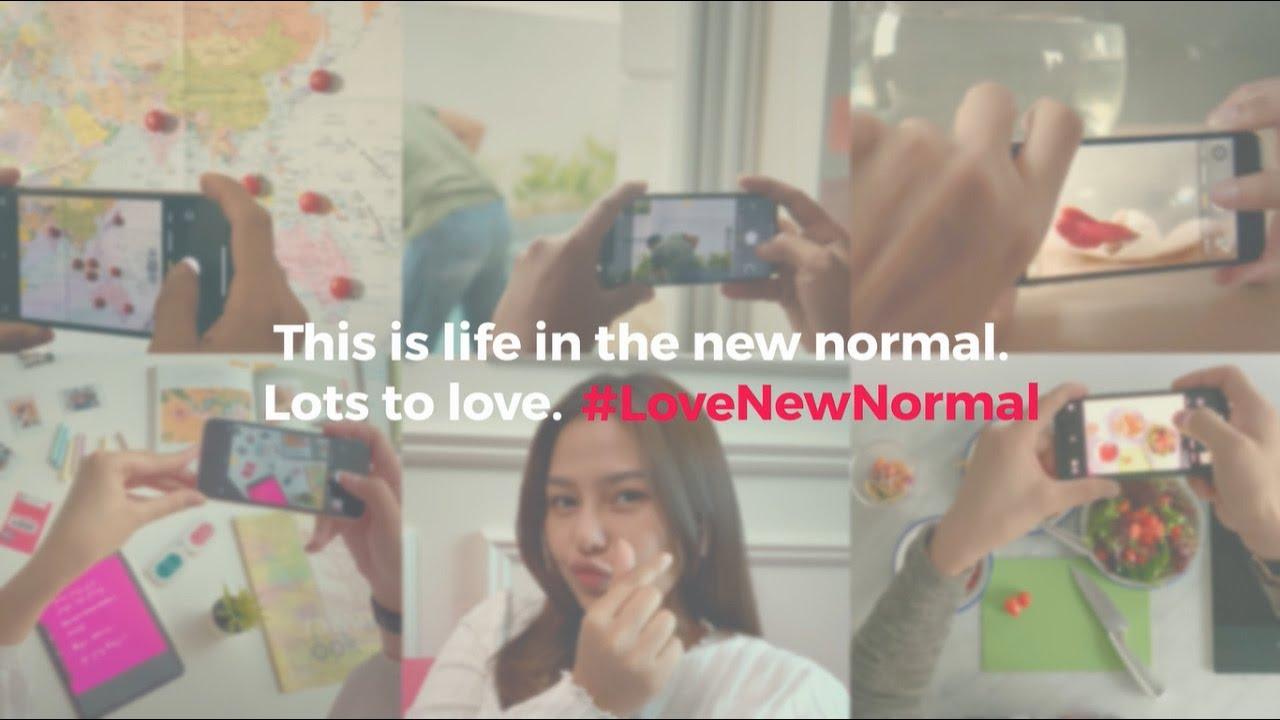 New Normal. New Hobby. New iPhone. New Technology - #eSIMsmartfren