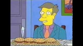 Simpsons: Skinner lädt Chalmers ein (Skinner invites Chalmers…