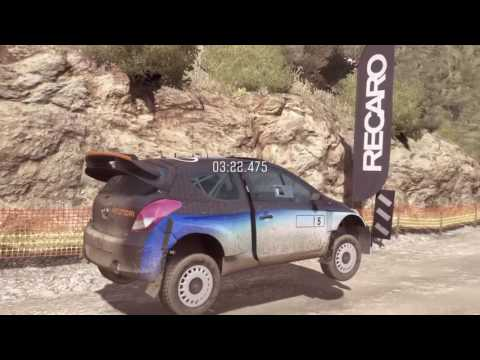 PURPLEsector Rally league 2 Event 1 Greece