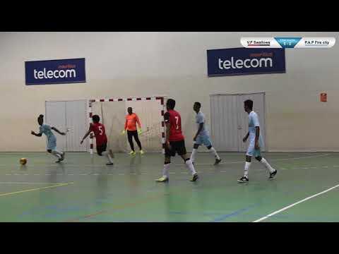 Telecom Futsal Big10 2017 - Day 3