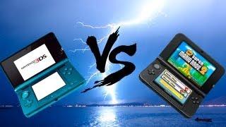Comparación Nintendo 3Ds Vs Nintendo 3DsXL