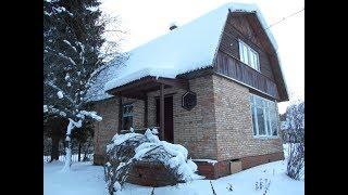 Купить кирпичный дом. Продажа кирпичного дома в подмосковье