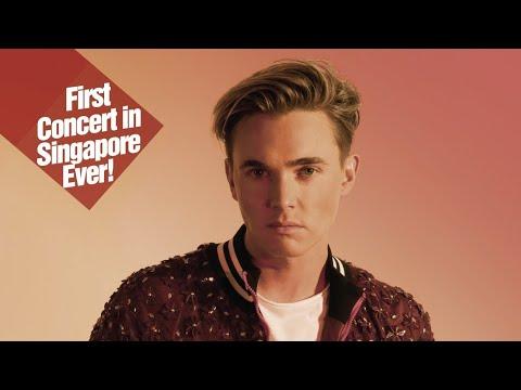 Jesse McCartney - How Do You Sleep? (Live In Singapore)