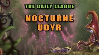 The Daily League - Nocturne, Udyr (Ep. 34)