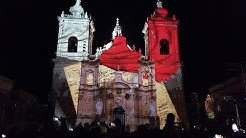 Xaghra Feast Projection Mapping 2019