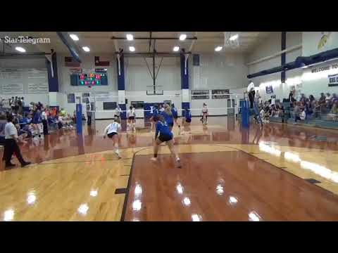 Is this the best volleyball save of all time?