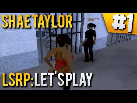 [LSRP] Let's Play || Ep. 1 — Arrested Already?!