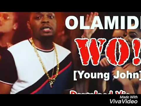 Olamide – Wo! [Prod. Young John] Video