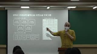 [자연논술] 대치명인학원 대치본원 권희수 선생님의 설명…