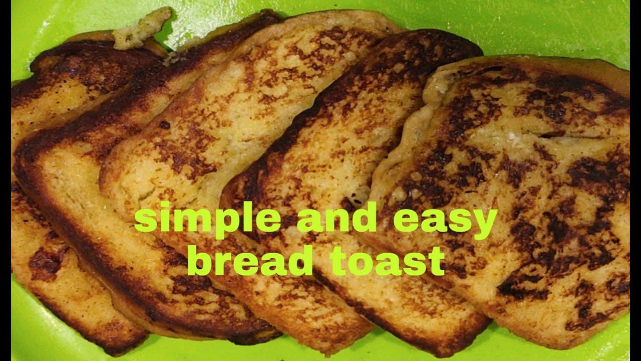 Bachelors special bread toast//breakfast recipe// in ...