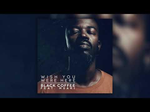 Black Coffee - Wish You Were Here feat. Msaki [Ultra Music]