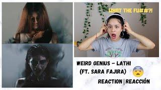 Download LATINA reacts to WEIRD GENIUS - lathi (ft. SARA FAJIRA)   REACTION