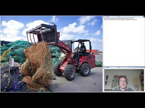 Ocean Waste Innovation (40 min presentation)