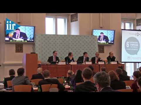 """6th International Symposium """"Czech Foreign Policy"""" - Day II, Panel I"""