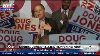 2017-12-12-03-44.FNN-NYC-pipe-bomb-explosion-Trump-allegations-and-Alabama-Senate-race-rallies