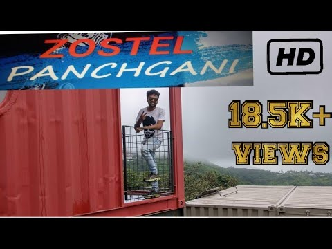 ZOSTEL PANCHGANI | STAY IN SHIPPING CONTAINERS | UNEXPECTED EXPERIENCE