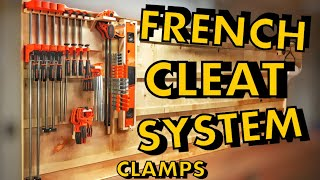 French Cleat Organization | Woodworking Project | DIY