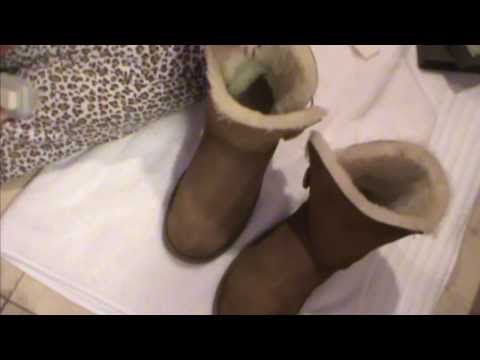 DIY: How to Clean UGGs