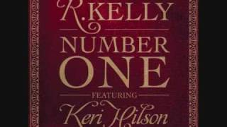 R. Kelly ft. Keri Hilson - Number One [Studio Acapella]